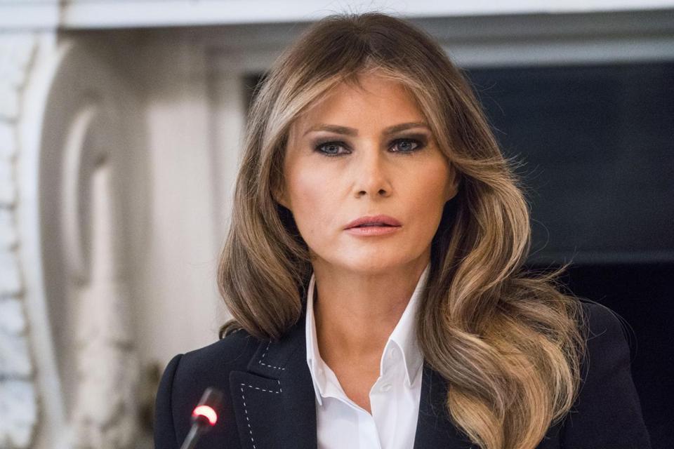 Melania Trump contro il Cyberbullismo